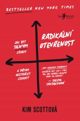 Radikální otevřenost - Radical Candor: Be a Kick-Ass Boss Without Losing Your Humanity, Kim Scottová